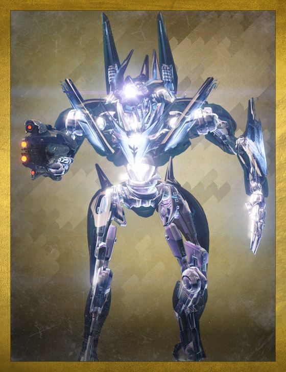 Atheon in all his glory. But in his reality, he's like 40 feet tall. Maybe 50.